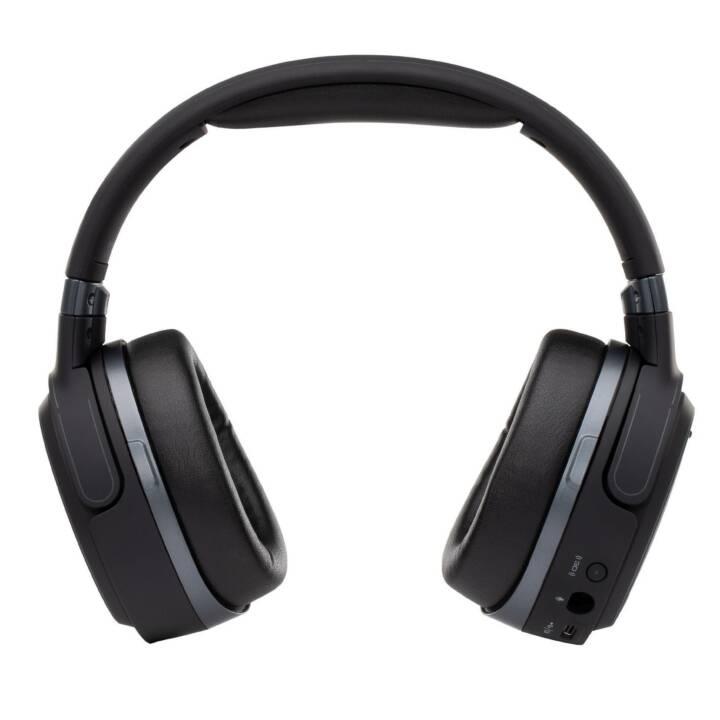 AUDEZE Mobius Gaming (Over-Ear, Carbone, Nero)