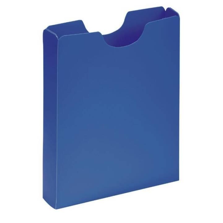 PAGNA Archivio a soffietto PP (Blu, A4, 1 pezzo)