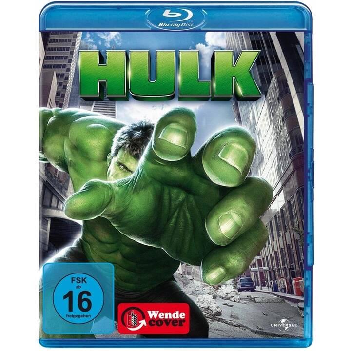 Hulk (IT, JA, DE, EN, FR)