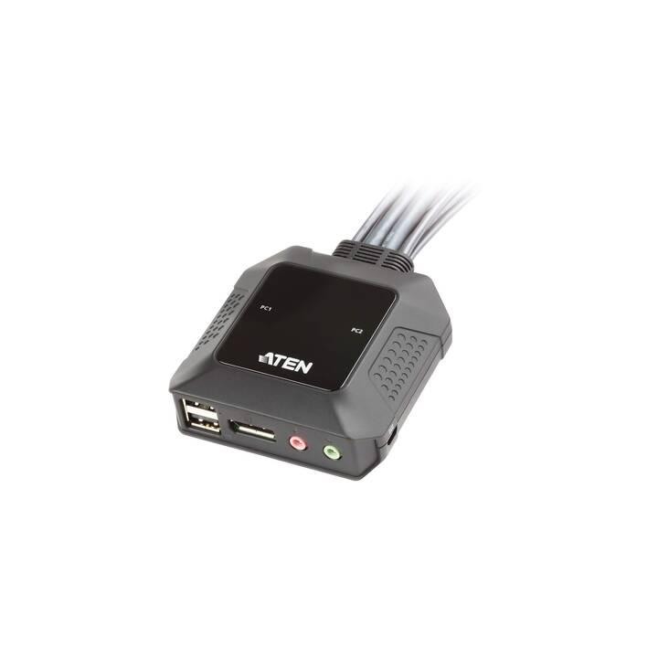 ATEN KVM Switch CS22DP