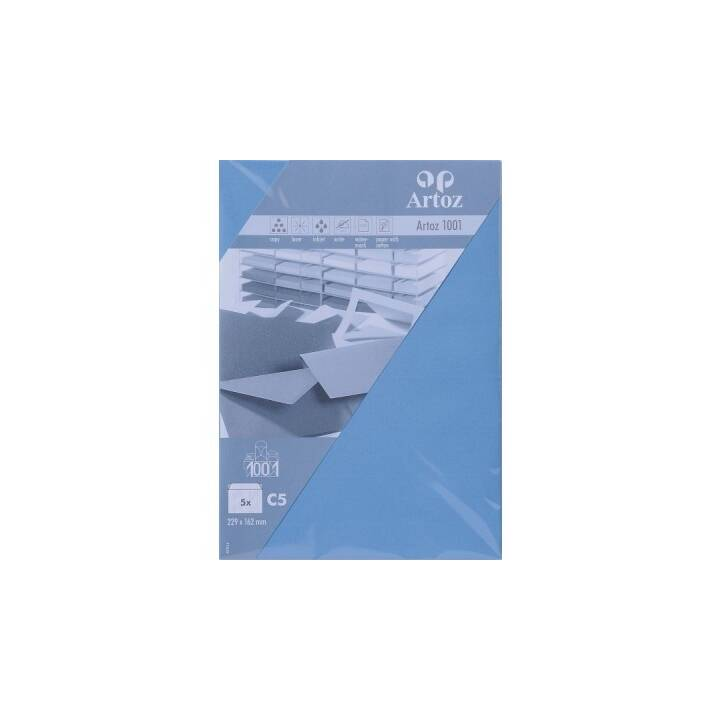 ARTOZ 1001 Blau C5 ohne Fenster