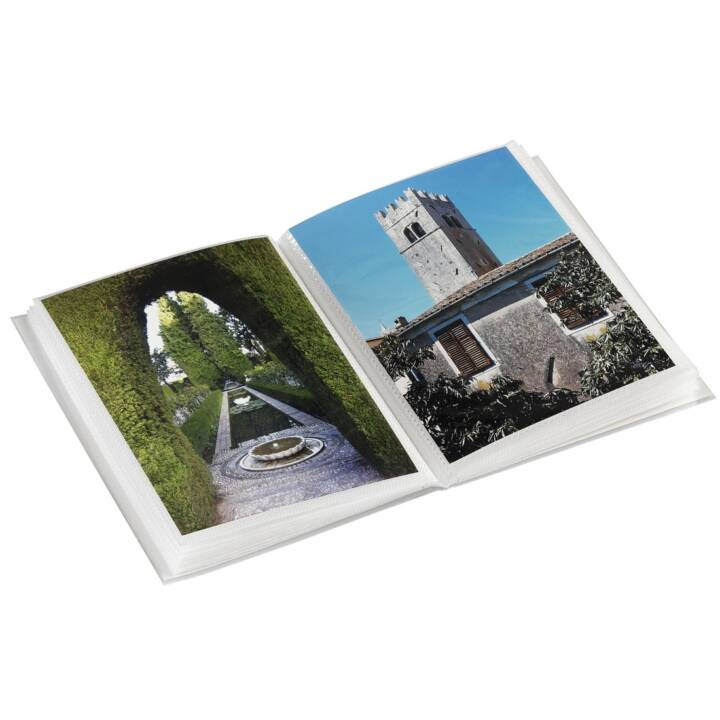 HAMA Filigrana Album de photos (Pink, 125 mm x 165 mm)