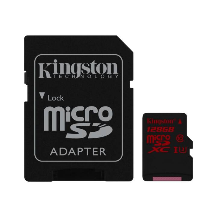KINGSTON Flash-Speicherkarte 128 GB
