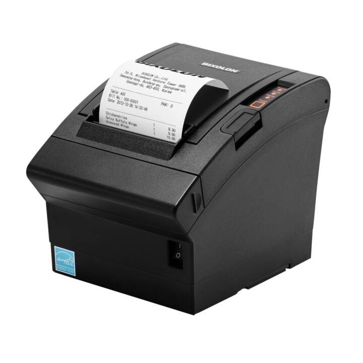 BIXOLON SRP-380COBIK/BEG Etikettendrucker