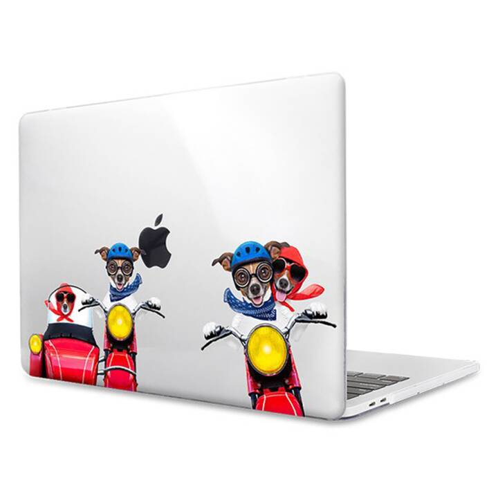 "EG MTT Laptop-Cover für Macbook Air 11"" - Hunde"