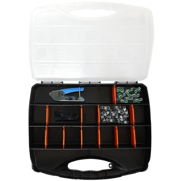 AXING BZU 60-01 Jeu de connecteurs à compression