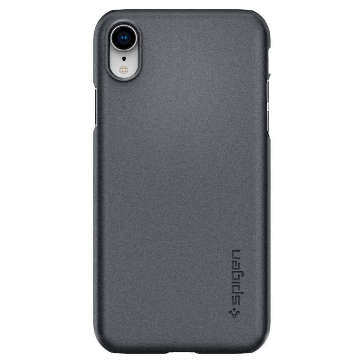 SPIGEN Couverture arrière Thin Fit iPhone XR