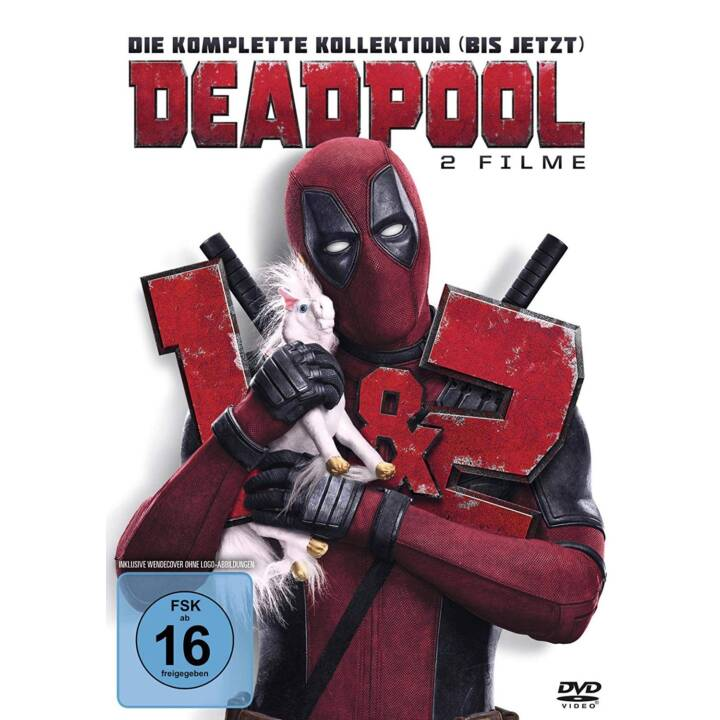 Deadpool 1 + 2 (DE)