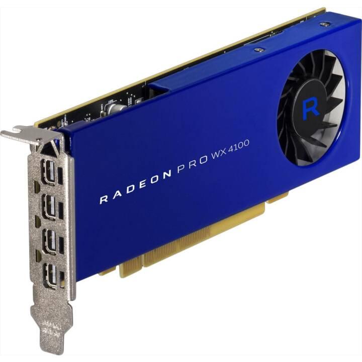 DELL 490-BDRJ AMD Radeon Pro WX 4100 (4 Go, Station de travail)