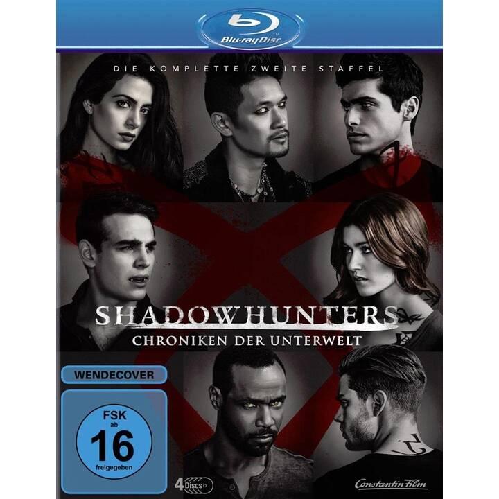 Shadowhunters - Chroniken der Unterwelt Staffel 2 (EN, DE)