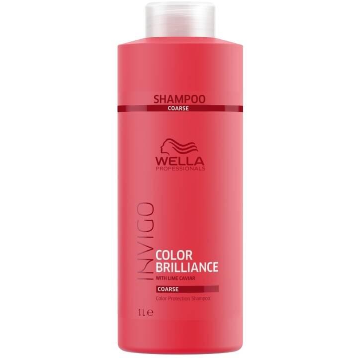 WELLA INVIGO Color Brilliance Color Protection Shampoo Coarse (1 l)
