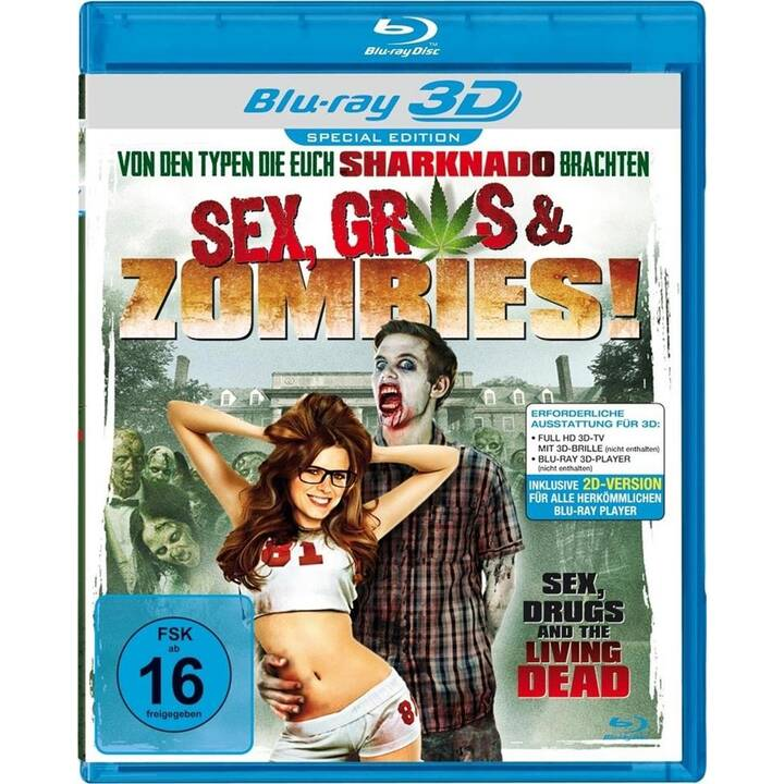 Sex, Gras & Zombies! (DE, EN)