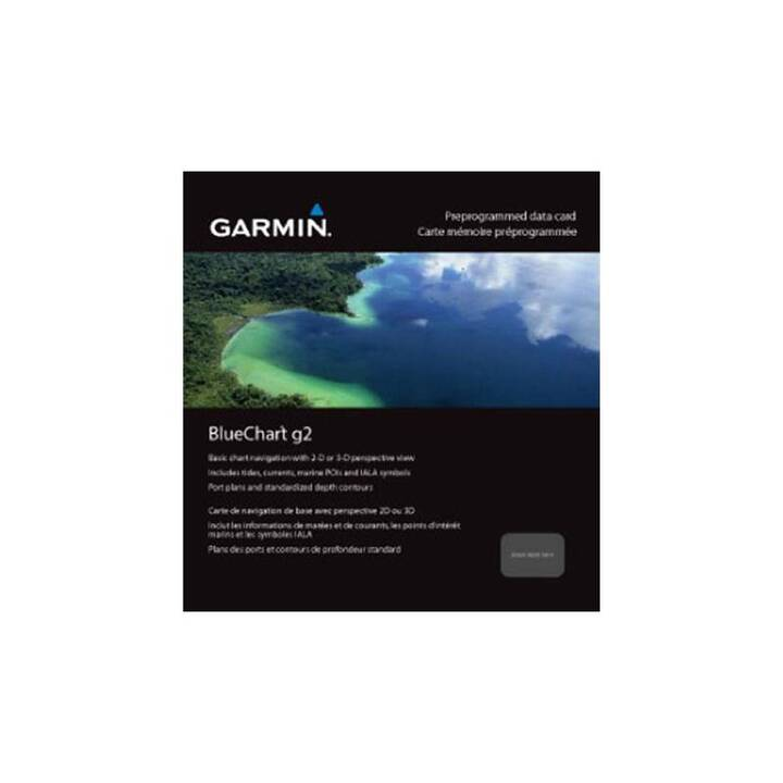 GARMIN WorldWide  Carte
