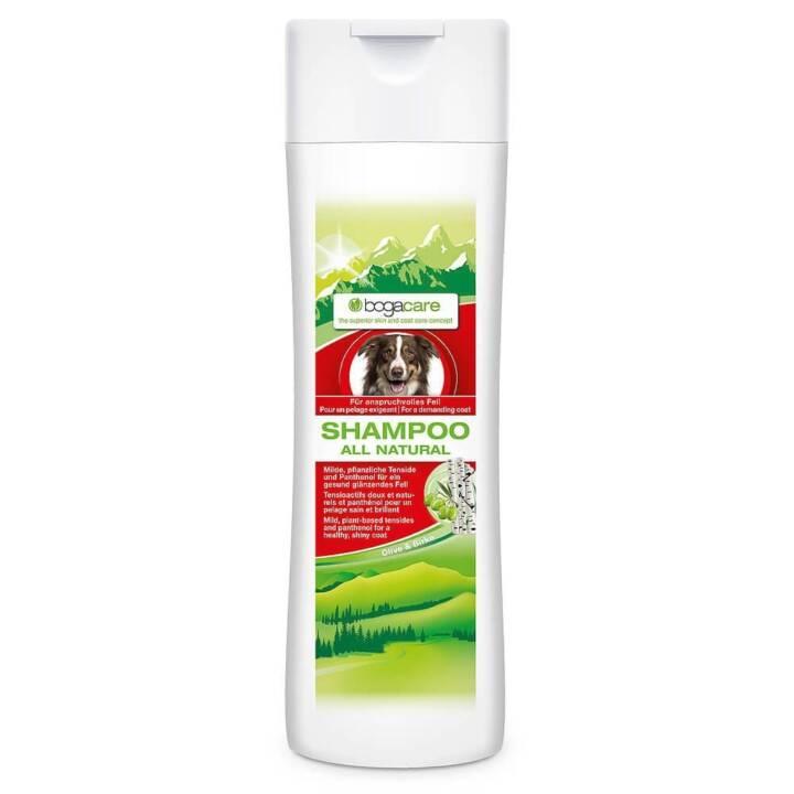 BOGAR Shampoo All Natural, 200 ml