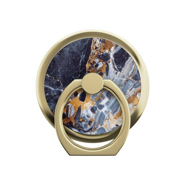 IDEAL OF SWEDEN Midnight Blue Marble Support de doigt (Brun, Blanc, Bleu)