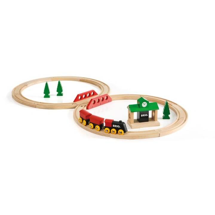 BRIO Trenini (set completi)