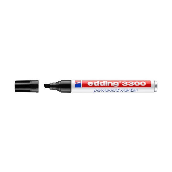 Marcatore permanente EDDING 3300 nero
