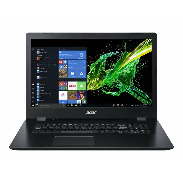 "ACER Aspire 3 A317-51G-57FV (17.3"", Intel Core i5, 8 GB RAM, 512 GB SSD, 1 TB HDD)"