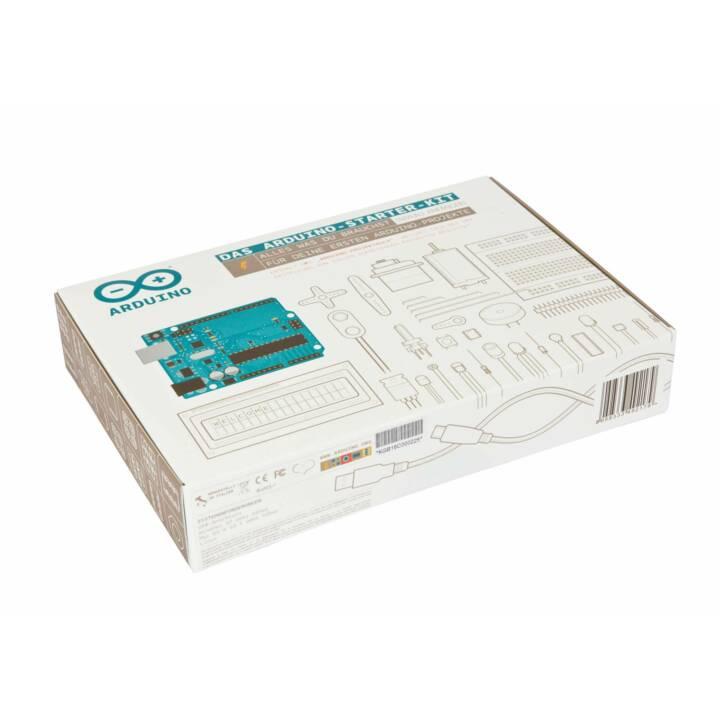 ARDUINO Starter Kit Arduino Uno R3 Deutsch Kit de démarrage (ATmega328, AVR 8-Bit)