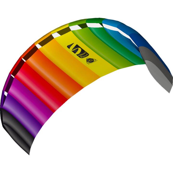 INVENTO-HQ stunt kite Pro Symphony Beach 2.2 Rainbow