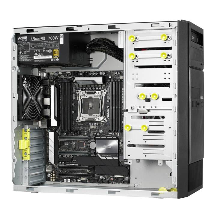 ASUS ESC700 3.6GHz W-2123 Workstation ESC700 3.6GHz W-2123