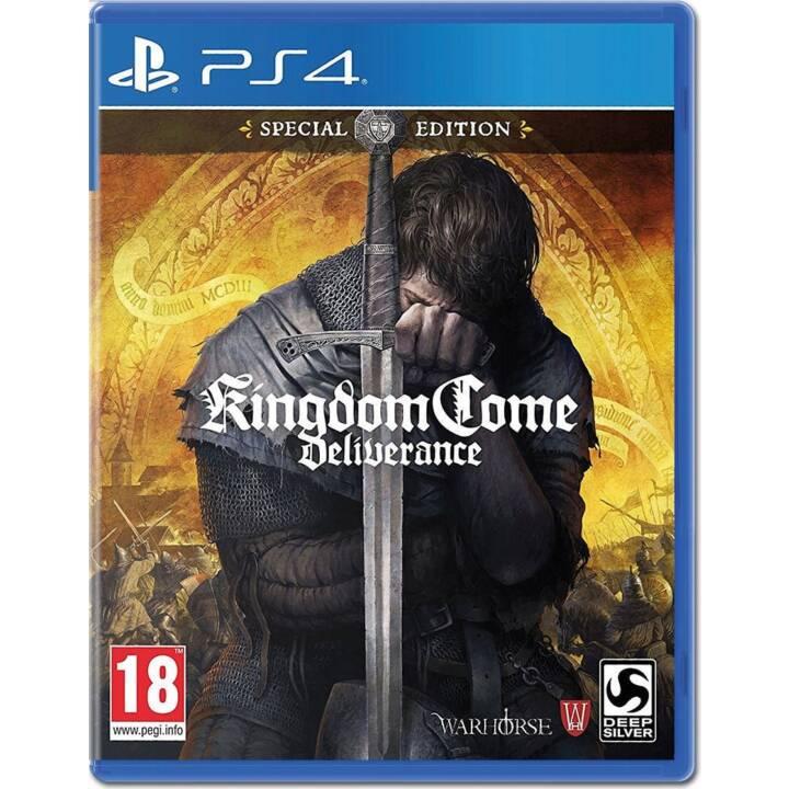 Kingdom Come: Deliverance - Edizione speciale (DE/FR/FR/EN)