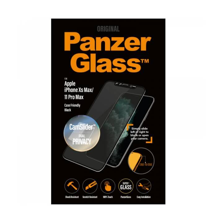 PANZERGLASS Vetro protettivo da schermo (iPhone XS Max, iPhone 11 Pro Max)