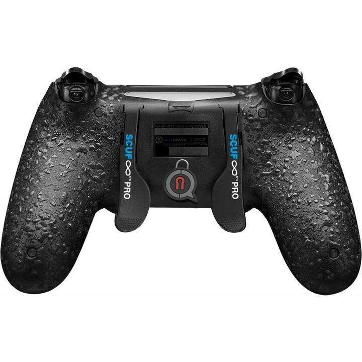 SCUF GAMING Infinity 4PS Pro - Starstorm Gamepad (Rosso, Viola)