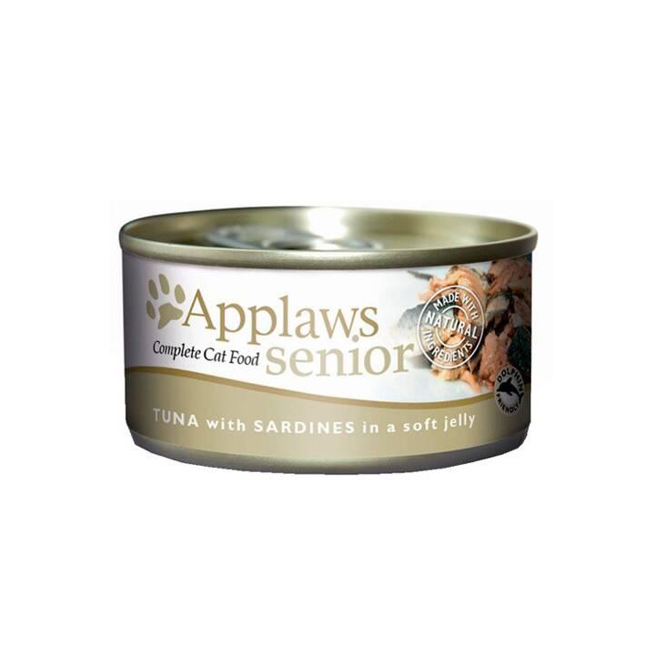 APPLAWS Nassfutter (Senior, Thunfisch, Fisch)