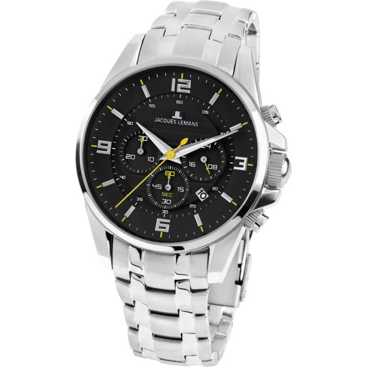 JACQUES LEMANS Sport (44 mm)
