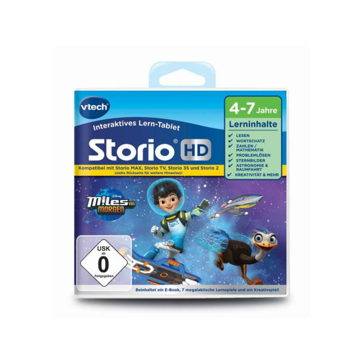 VTECH Storio HD Miles of tomorrow