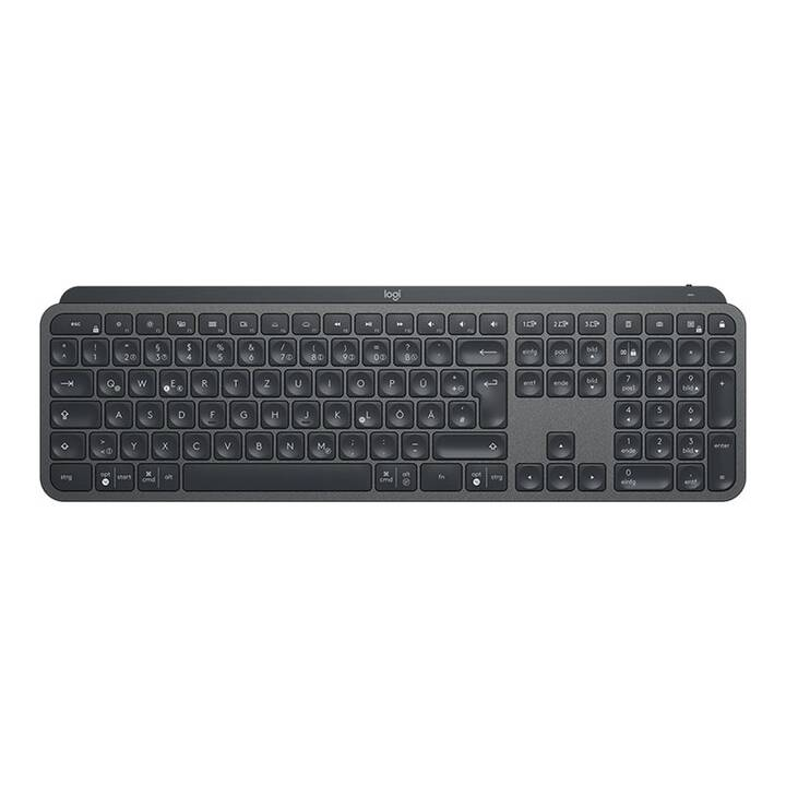 LOGITECH MX Keys (FR, Bluetooth)