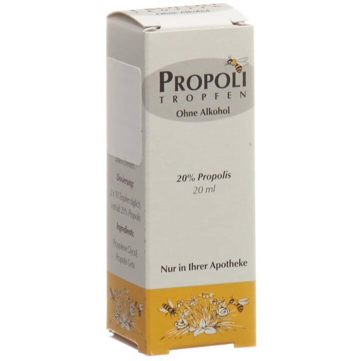 PROPOLIS Goccia (Collo, Intestino, Orale, Pancia, 20 ml)