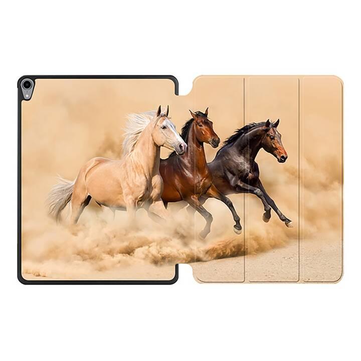"""EG MTT Hülle für iPad Pro 12.9"""" 2018 - Pferd"""
