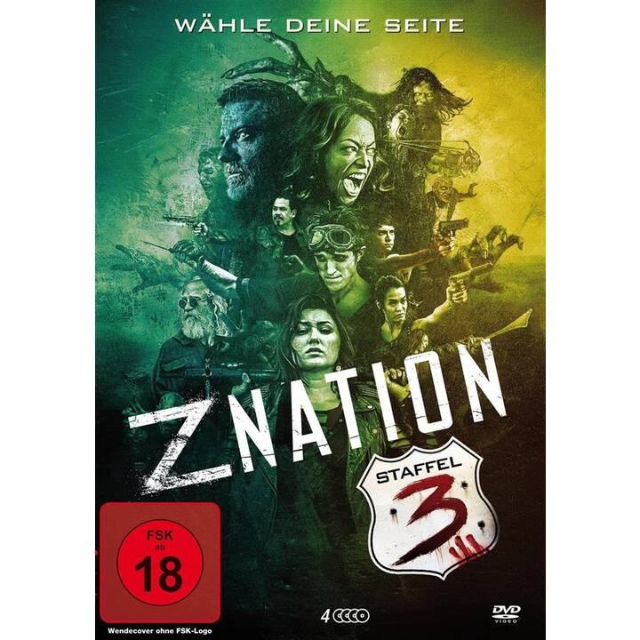 Z Nation Stagione 3 (DE, EN)