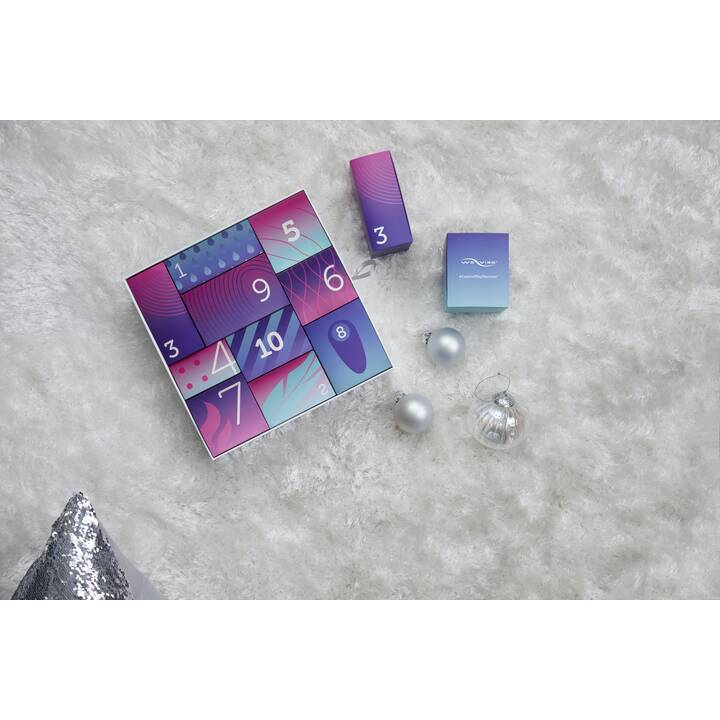 WE-VIBE / WOMANIZER Discover Gift Box