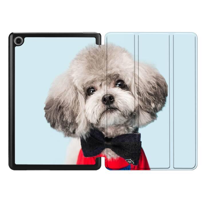 "EG MTT Coque pour HUAWEI MediaPad T3 10 9.6"" 2017 - chiens"
