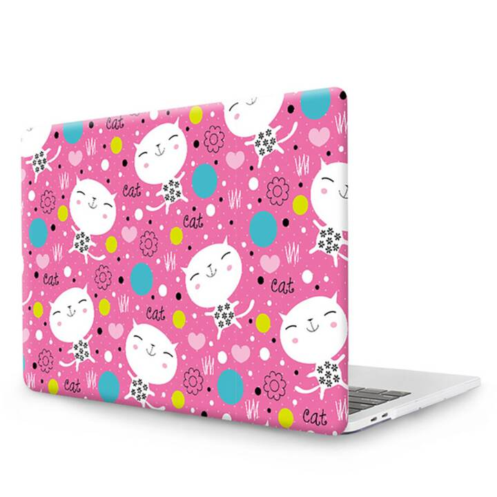 "EG MTT Cover pour MacBook Pro 13"" CD ROM - Cartoon Cats"