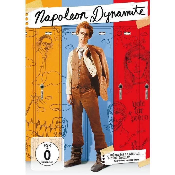 Napoleon Dynamite (EN, ES, DE)