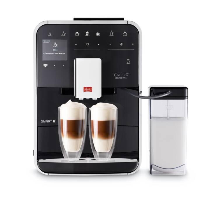 MELITTA Barista Smart T F830-102 (Schwarz, 1.8 l, Kaffeevollautomat)
