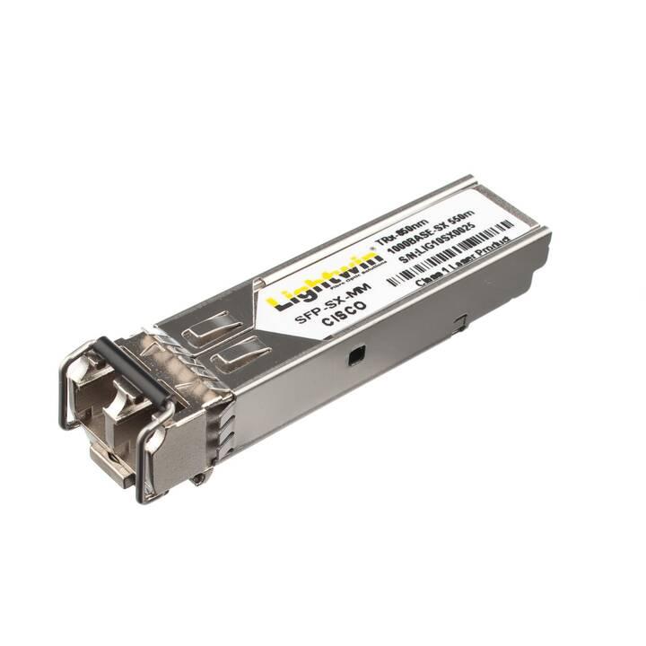 LIGHTWIN Modulo SFP SFP-SX-MM (1 GB/s, Multimode)
