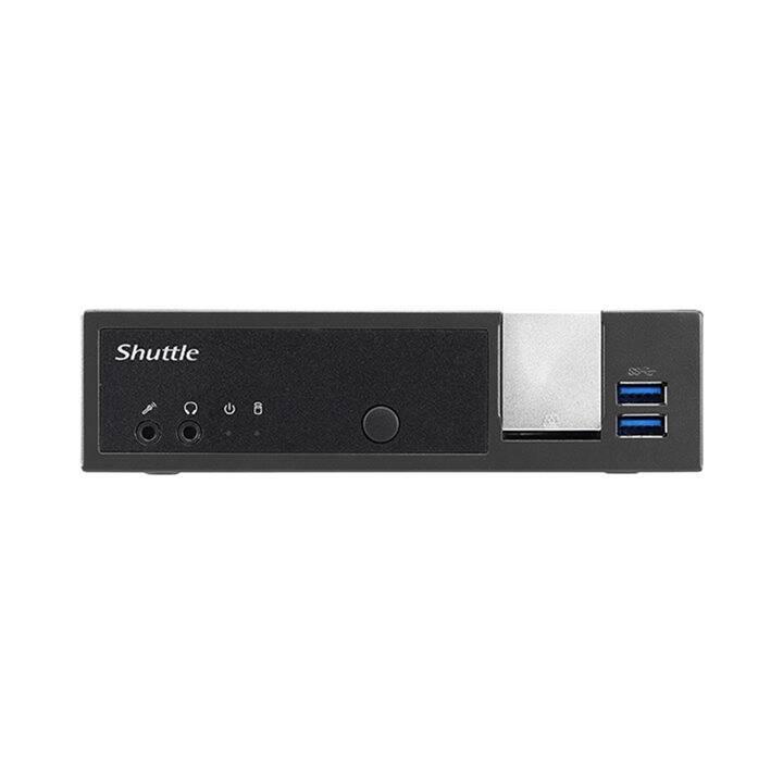 SHUTTLE XPC slim DX30 (Intel Celeron J3355, 0 GB, 0 GB SSD)
