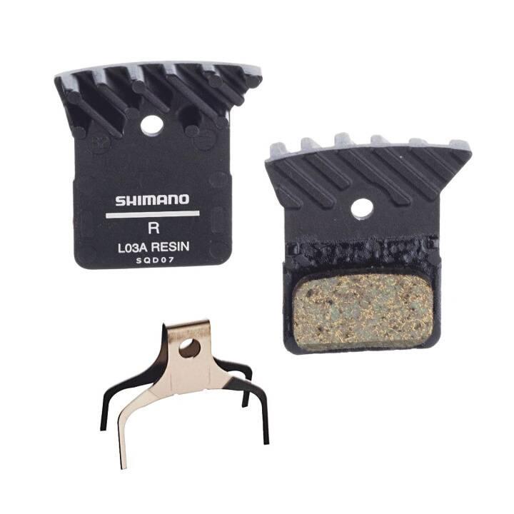 SHIMANO Pastiglie del freni a disco L04C