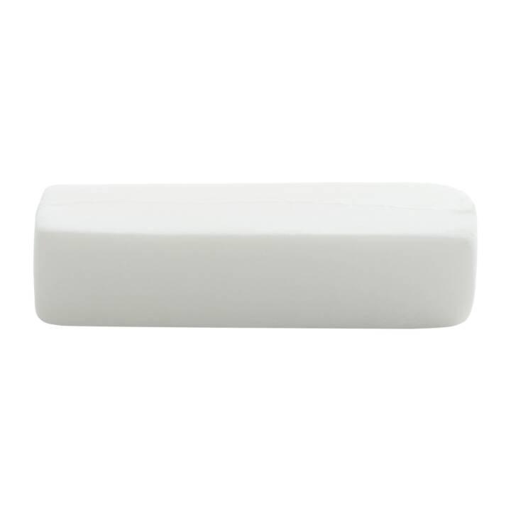 BILLERBECK Ergoneck Cuscino (70 cm x 50 cm, Bianco)