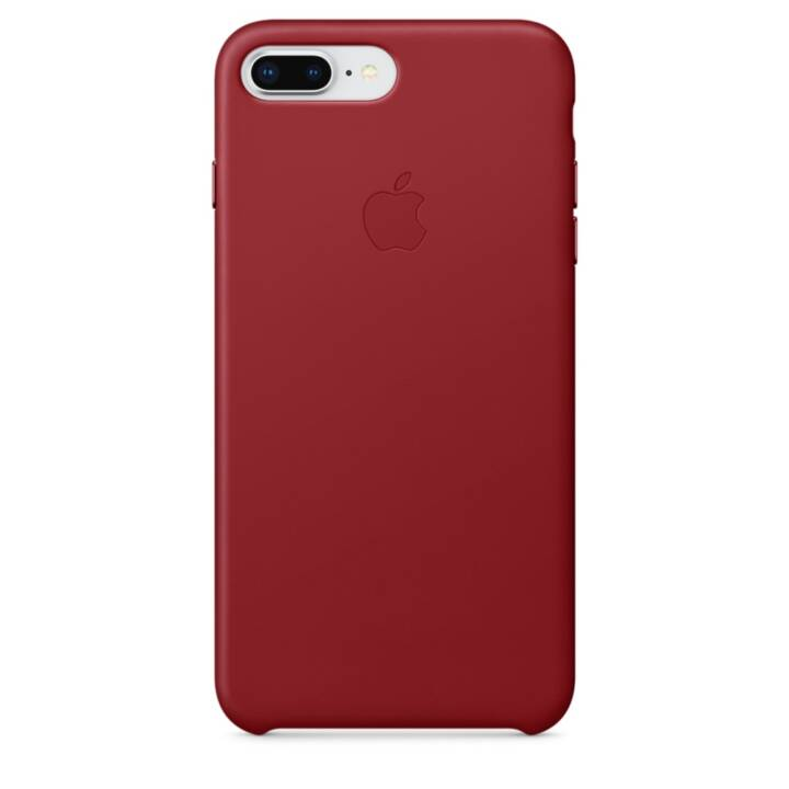 APPLE iPhone 8 Plus / 7 Plus étui en cuir (PRODUIT)ROUGE