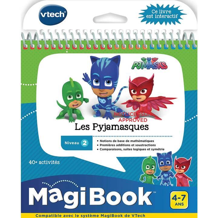 VTECH Magi Book Pyjamasques (Französisch)