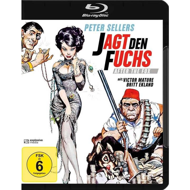 Jagt den Fuchs (IT, DE, EN)