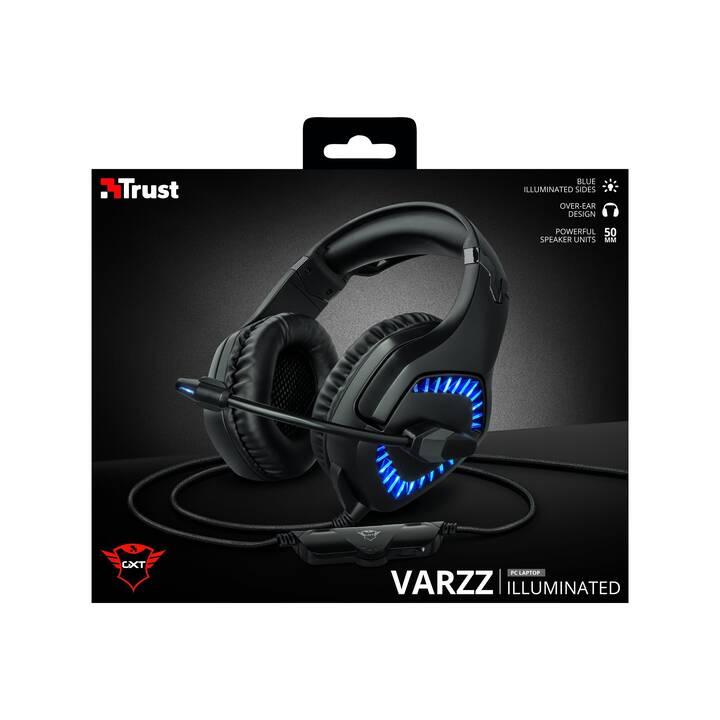 TRUST Casque micro de jeu GXT 460 Varzz  (Over-Ear)