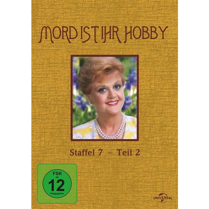 Mord ist ihr Hobby Teil 2 Stagione 7 (DE, EN)