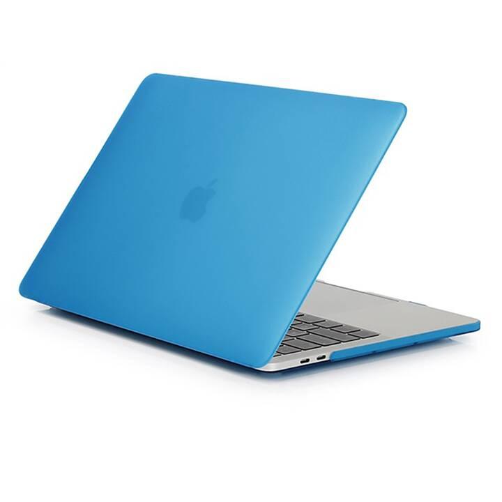 """EG MTT Housse pour MacBook Pro 13"""" Touchbar (2016 - 2018) - Bleu"""